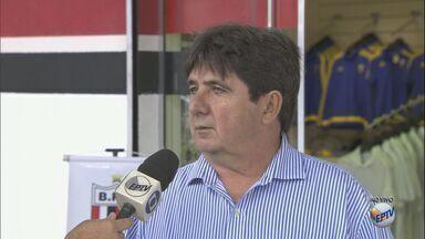 Botafogo-SP enfrenta o Guarani pela série C do Brasileiro - Venda de ingressos já está liberada para partida desta segunda-feira (5) às 19h15 no Santa Cruz.