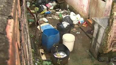 Chova ou faça sol os cuidados com a dengue devem ser contínuos - Moradores continuam sofrendo com água parada e quintal sujo dos vizinhos