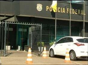Operação da Polícia Federal apura caso de desvio de dinheiro público em Piraquê - Operação da Polícia Federal apura caso de desvio de dinheiro público em Piraquê