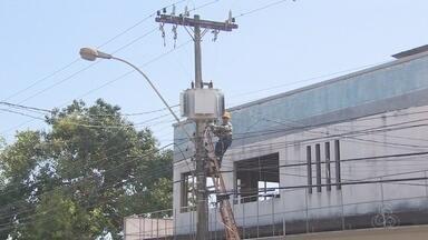 Mais uma vez o Beirol, em Macapá, fica sem energia elétrica - Mais uma vez o Beirol, em Macapá, fica sem energia elétrica.
