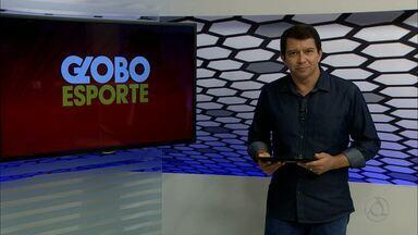 Confira a íntegra do Globo Esporte desta quarta-feira (31/08/2016) - Kako Marques traz as notícias do esporte