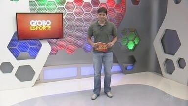 Assista à íntegra do Globo Esporte AM desta quarta-feira (31) - Confira os destaques do esporte amazonense