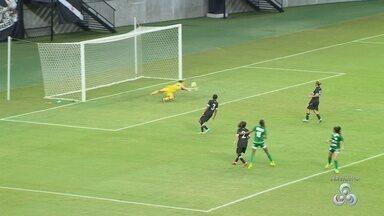 Iranduba recebe São Raimundo para confronto da Copa do Brasil de Futebol Feminino - Jogo acontece na noite desta quarta-feira, em Manaus
