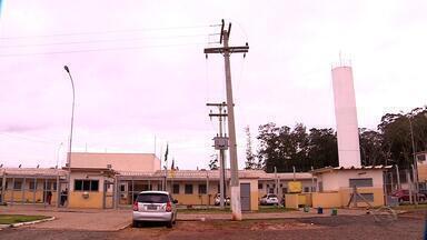 Parte do complexo prisional de Canoas no RS segue sem operar - O deficit hoje do sistema prisional gaúcho é de 11 mil vagas.