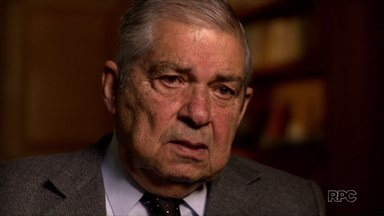 Morreu hoje o ex-governador do Paraná Jaime Canet Júnior - Ele tinha 91 anos.
