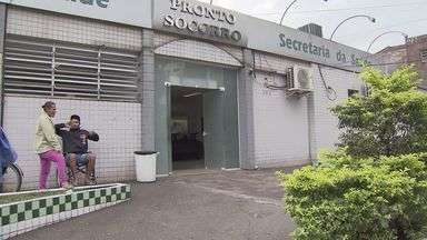 Funcionários do Hospital Municipal de São Vicente ameaçam cruzar os braços - Situação dos pacientes internados no único hospital público da cidade preocupa. Não bastassem os graves problemas de estrutura, quem trabalha na unidade não descarta a hipótese de cruzar os braços.