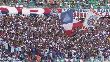 Bahia se concentra para surpreender o Vasco na Fonte Nova - Confira as notícias do tricolor baiano.