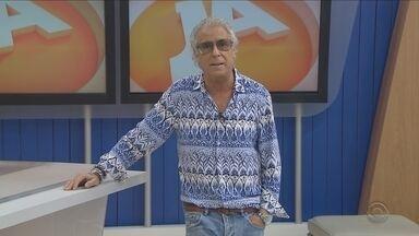 Veja o quadro de Cacau Menezes desta quinta-feira (1) - Veja o quadro de Cacau Menezes desta quinta-feira (1)