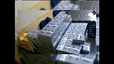 Carga de perfumes é apreendida pela Receita Federal no Chuí - Os produtos estavam sendo transportados para serem vendidos em lojas em São Paulo.