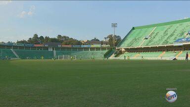 Guarani terá importante desfalque para partida contra o Botafogo-SP - Fumagalli está suspenso para o jogo desta segunda-feira (5), que acontece às 19h15, em Ribeirão Preto (SP).