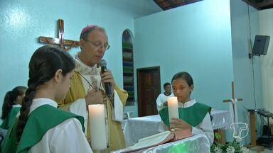 Programação especial incentiva leitura da Bíblia Sagrada em Santarém - Programação foi realizada no bairro Urumari.