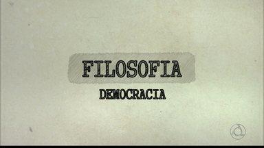 Bom dia Paraíba ajuda candidatos do ENEM com Filosofia - Assunto de hoje é: Democracia.