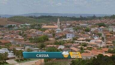 Confira a previsão para esta segunda-feira (5), no Sul de Minas - Confira a previsão para esta segunda-feira (5), no Sul de Minas