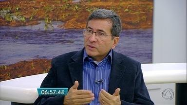 Médico fala sobre sintomas e tratamento para depressão - Hospital Universitário em Campo Grande oferece atendimento voluntário a quem tem a doença.