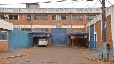 Agentes penitenciários paralisam atividades por 24 horas em MS - Vários serviços foram suspensos nos presídios do estado.