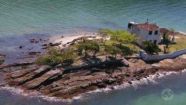 Feriado de 7 de Setembro atrai turistas para Angra dos Reis, na Costa Verde do Rio - Apesar da folga cair no meio da semana, TurisAngra espera que movimento aumente na cidade.