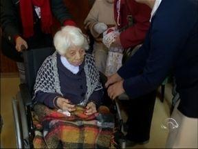 Idosa de 117 anos morre em Passo Fundo, RS - Mulher era uma das mulheres mais velhas do Brasil