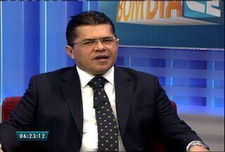 Justiça sugere a criação de varas especiais para saúde - Confira a entrevista completa.