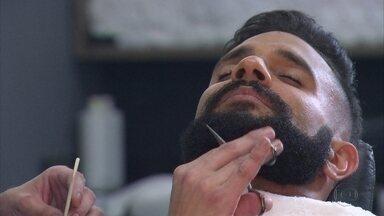 Vaidade masculina é oportunidade de negócio no Recife - Homens procuram cada vez mais serviços de beleza.