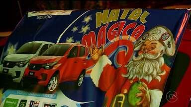 Comércio inicia preparativos para o Natal em Petrolina - A câmara de dirigentes lojistas e o Sindlojas lançaram ontem a campanha natal mágico que promete aquecer as vendas no fim de ano.