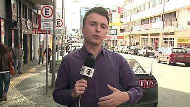 Homem morre durante tentativa de assalto, em Ponta Grossa - A situação aconteceu no Centro da cidade, ontem à noite.
