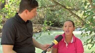 O repórter Adriano Soares foi conferir os sotaques da região do Araguaia - O repórter Adriano Soares foi conferir os sotaques da região do Araguaia