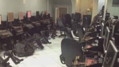 Ministério Público fecha bingos clandestinos em Santos e Praia Grande, SP - Operação foi coordenada pelo Gaeco