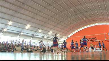 16 times disputam competiçaõ da Liga Paraibana de Volei - Jogos acontecem na Vila Olímpica Parahyba.