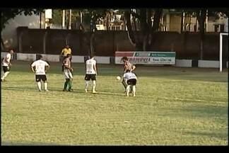 Nacional de Uberaba vence o Fluminense de Araguari pela Copa Sub-20 de Futebol - Placar final foi de 3 a 1 no Estádio JK em Uberaba.