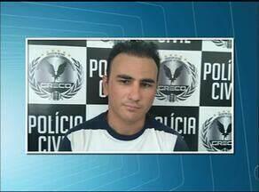 Policial civil do Tocantins é preso suspeito de integrar quadrilha de roubo a bancos - Policial civil do Tocantins é preso suspeito de integrar quadrilha de roubo a bancos