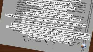 Advogada acusada na Sevandija afirmou à PF que pagava contas pessoais da prefeita Dárcy - Presa na primeira fase da operação, Maria Zuely Librandi Alves pagaba propina para receber honorários advocatícios da prefeitura.