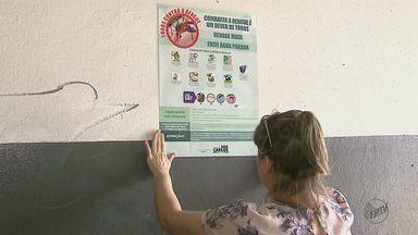 São Carlos participa de campanha sobre o descarte correto de pneus - Ao todo, 310 cidades do estado aderiram à iniciativa.