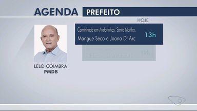 Eleições 2016: veja agenda de 15 de setembro dos candidatos à Prefeitura de Vitória - Acompanhe a programação de campanha no G1.