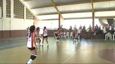 Final dos Jogos Abertos de Pernambuco é realizada em Serra Talhada - Mais de mil atletas participaram da competição.