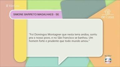 Público manda mensagens homenageando Domingos Montagner - Confira os recados de carinho dos fãs do ator