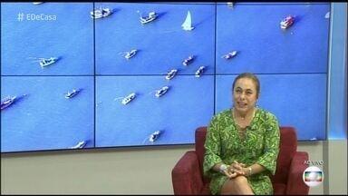 Cissa Guimarães se emociona ao falar de Domingos Montagner - Atores contracenaram em 'Salve Jorge'