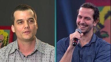 Lázaro Ramos e Wagner Moura relembram histórias do amigo Vladimir Brichta - Confira!