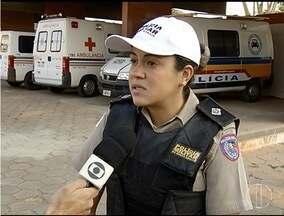Polícia Militar realiza eventos para lembrar o Dia Nacional do Trânsito - Data é comemorada no dia 25 de setembro.