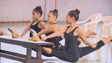 Ginastas do AM representarão estado em jogos escolares - Competição será realizada em João Pessoa.