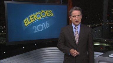Celso Russomanno concede entrevista a um portal de notícias - O candidato do PRB, Celso Russomanno, deu entrevista a um portal de notícias. À tarde, gravou programas eleitorais. E não teve agenda pública de campanha.