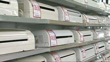 Aumento da temperatura ajuda na economia em Garanhuns - Comerciantes comemoram crescimento nas vendas.