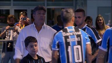 Grêmio enfrenta o Atlético-PR nesta quarta-feira pela Copa do Brasil - A partida está marcada para às 19:30 na Arena em Porto Alegre.
