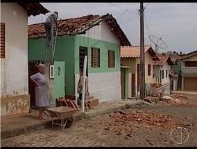 Prefeitura declara calamidade pública após chuva de granizo em Matutina, Alto Paranaíba - Em Belo Horizonte, homem é preso transportando quase duas toneladas de maconha.