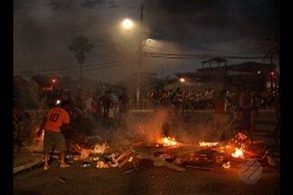 Violência atinge moradores e revolta população no Barreiro - Violência atinge moradores e revolta população no Barreiro