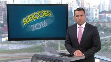 Datafolha divulga 3ª pesquisa de intenção de voto para a prefeitura de São Paulo - A pesquisa, que revelou o acirramento da disputa pela prefeitura da capital, foi encomendada pela TV Globo e pela Folha de São Paulo.