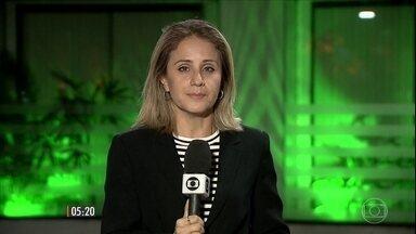 Congresso Nacional se esvazia com a proximidade das eleições municipais - Por conta dos preparativos para as eleições, a semana passada promete ser tranquila em Brasília. Acompanhe a agenda da semana com Gioconda Brasil.