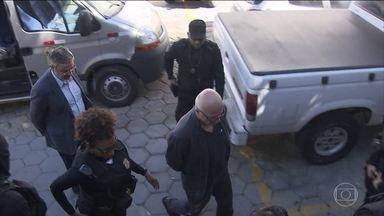 Ex-ministro Antonio Palocci deve prestar depoimento na quinta-feira (29) - O ex-ministro Antonio Palocci, preso pela Operação Lava Jato, deve prestar depoimento na quinta-feira (29). O ex-ministro dos governos Lula e Dilma e ex-assessores dele estão na carceragem da Polícia Federal.