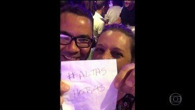 #AltasHoras : confira os vídeos enviados - O público manda vídeos para o programa