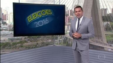 Eleições 2016: Haddad (PT) e Doria (PSDB) votam pela manhã em São Paulo - O prefeito e candidato Fernando Haddad votou em Moema e o candidato João Doria votou nos Jardins.