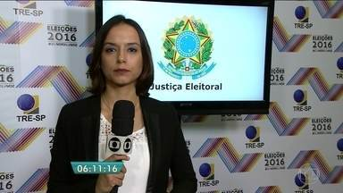 TRE divulga balanço da eleição - A eleição foi tranquila em todo o estado de São Paulo, de acordo com o balanço feito pelo Tribunal Regional Eleitoral.